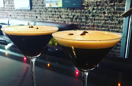 enoteca coffee cocktails